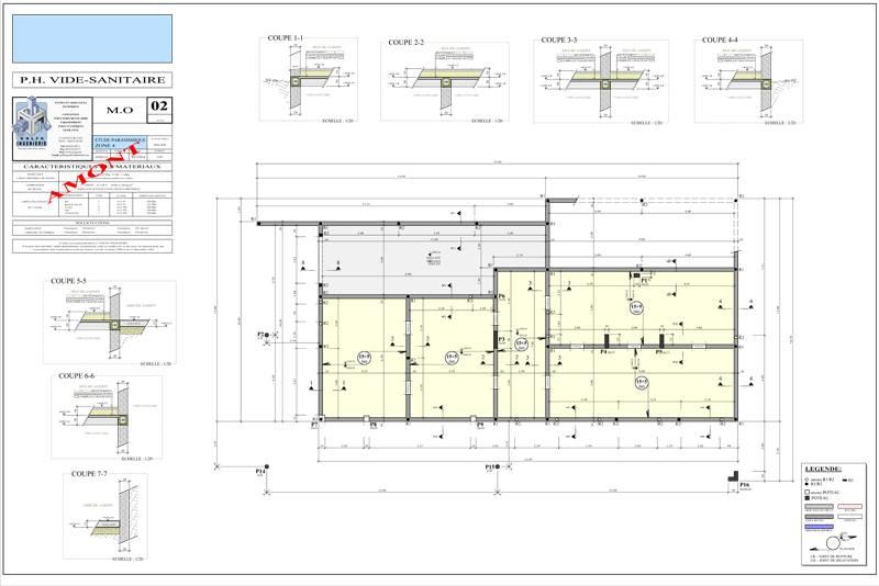 projet d une villa contemporaine vence 06 bureau d 233 tude para sismique 224 lyon