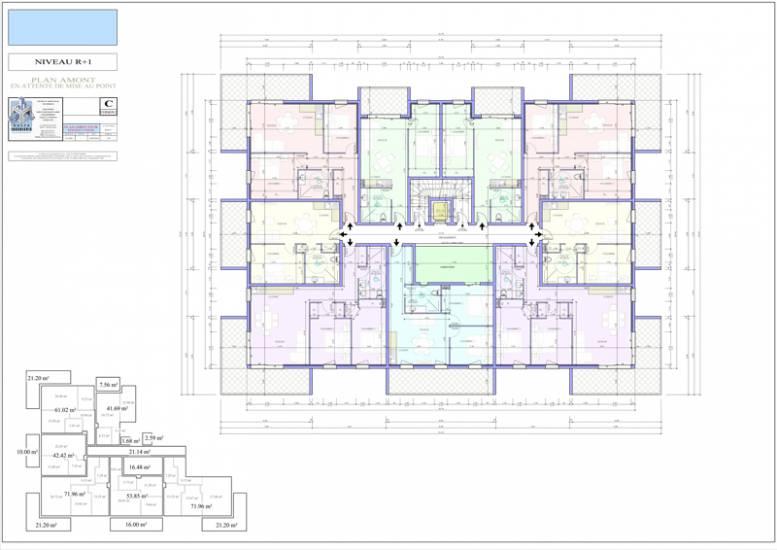 les plans directeur d 39 ex cution bureau d 39 tude du b timent nice. Black Bedroom Furniture Sets. Home Design Ideas